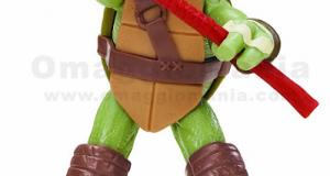vinci action figures Tartarughe Ninja con Nickelodeon