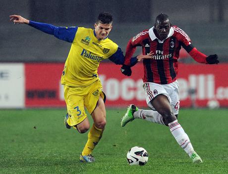 vinci biglietti per Milan-Chievo con Radio Italia