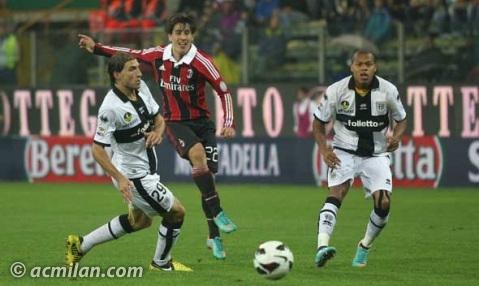vinci biglietti per la partita Milan-Parma