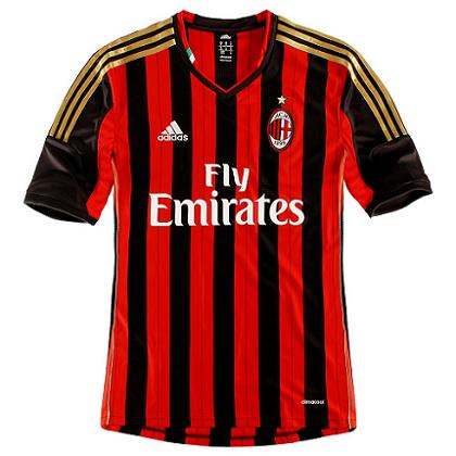 vinci maglietta del Milan con Better