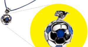 vinci pendente a forma di pallone con Orafinrete