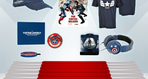 vinci premi Captain America