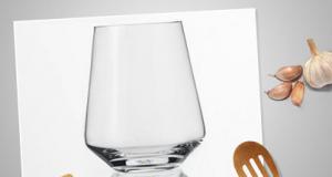 vinci set bicchieri da acqua