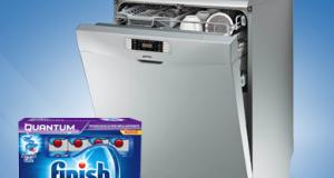 vinci una lavastoviglie con il concorso instant win Finish