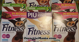 vinta fornitura Nestlè Fitness Chocolate