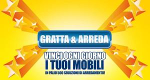 Gratta e Arreda - concorso a premi Mercatone Uno