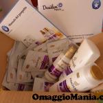 kit ricevuto da Donatella