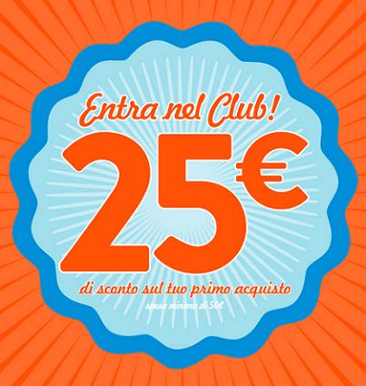 buono sconto Conbipel 25 euro con spesa minima 50 euro
