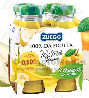 buono sconto Frullato Zuegg 100 da frutta