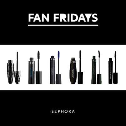 buono sconto mascara Sephora (Fan Friday)