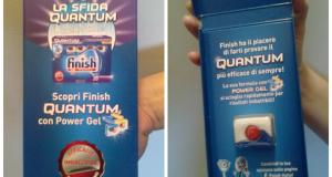 campione omaggio Finish Quantum