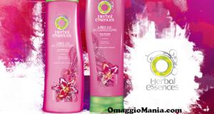 campione omaggio Herbal Essences