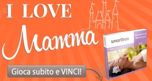 concorso SmartBox I Love Mamma