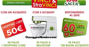 concorso Vinci&Stravinci Saclà