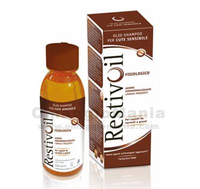 flacone omaggio olio-shampoo RestivOil