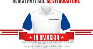 maglietta omaggio da Kenwood