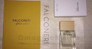 profumo omaggio da Falconeri