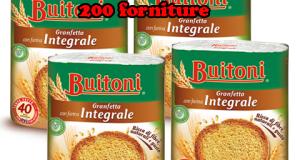 prova gratis Buitoni Granfetta Integrale