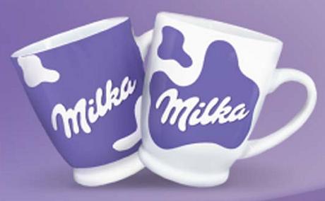 tazza Milka omaggio 2014