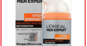 testa gratis dopobarba L'Oreal Men Expert Hydra Energetic