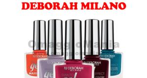 testa gratis uno smalto Deborah Milano Gel Effect