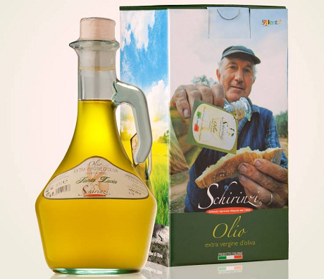 vinci anfora di olio extravergine di oliva Santa Lucia