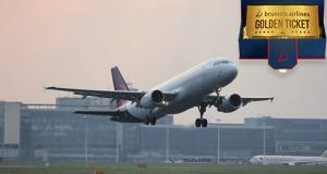 vinci biglietti aerei gratis con Brussels Airlines