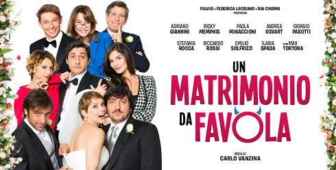 vinci biglietti cinema per Un matrimonio da favola
