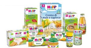 vinci fornitura di prodotti Hipp