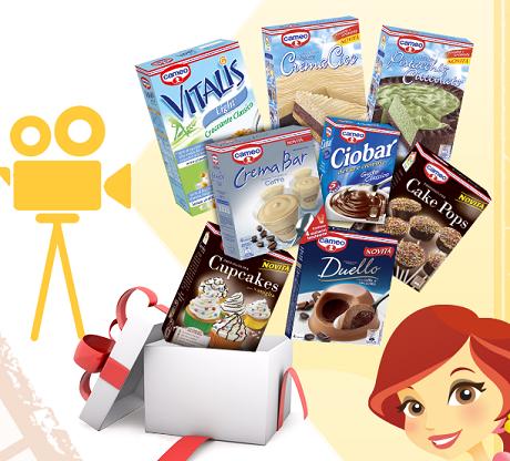 vinci forniture di prodotti Cameo con il concorso Crea con Cameo