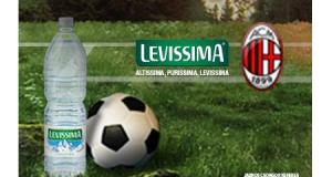 vinci il derby Milan-Inter con Levissima