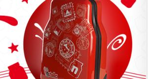 vinci il trolley Nutella instant win