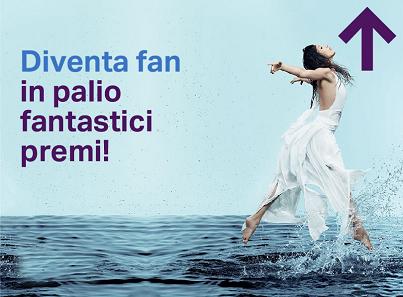 vinci premi instant win con Geberit I love water tour