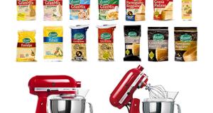 vinci robot KitchenAid o fornitura di prodotti Ferrari Formaggi