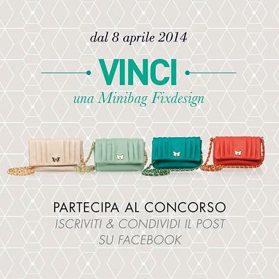 vinci una Minibag Fixdesign