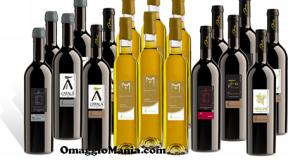 prova a vincere una fornitura di vino