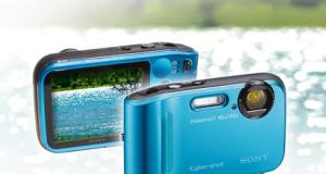 vinci una fotocamera subacquea Sony