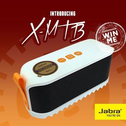 partecipa al contest e prova a vincere uno speaker wireless Jabra