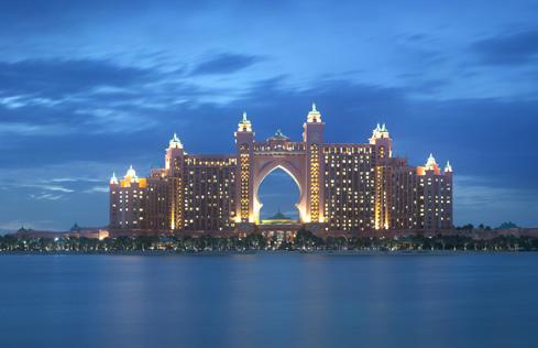 vinci viaggio a Dubai