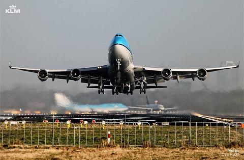 vinci viaggio ad Amsterdam con KLM