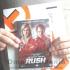 vincita DVD Rush di Massimo