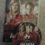 vincita DVD Rush di Sabry77