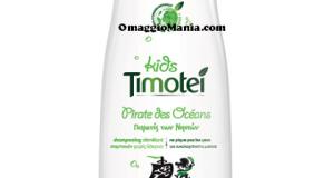 600 shampoo Timotei Kids da testare gratis