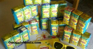 kit da testare Lipton Ice Tea
