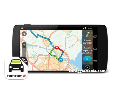 TomTom gratis su Android