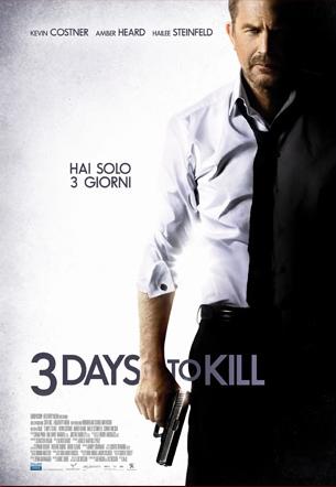 anteprima gratuita film 3 days to kill