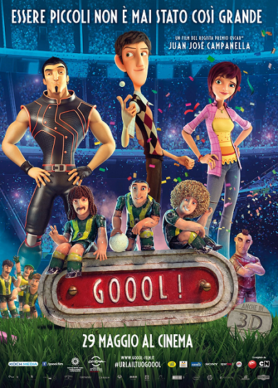 biglietti cinema gratis film Goool