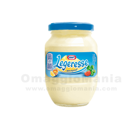 buono sconto maionese Legeresse Kraft