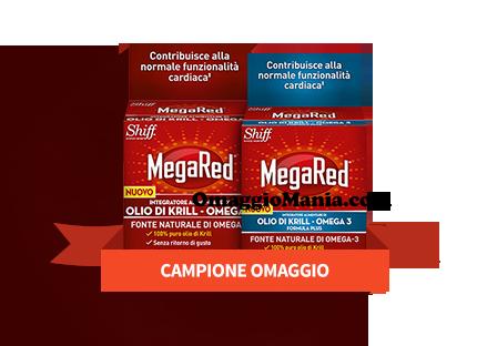 richiedi un campione gratuito di MegaRed