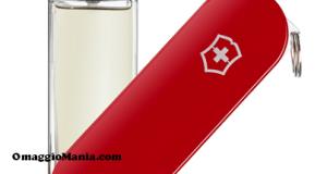 campione omaggio profumo Victorinox Classic Icon